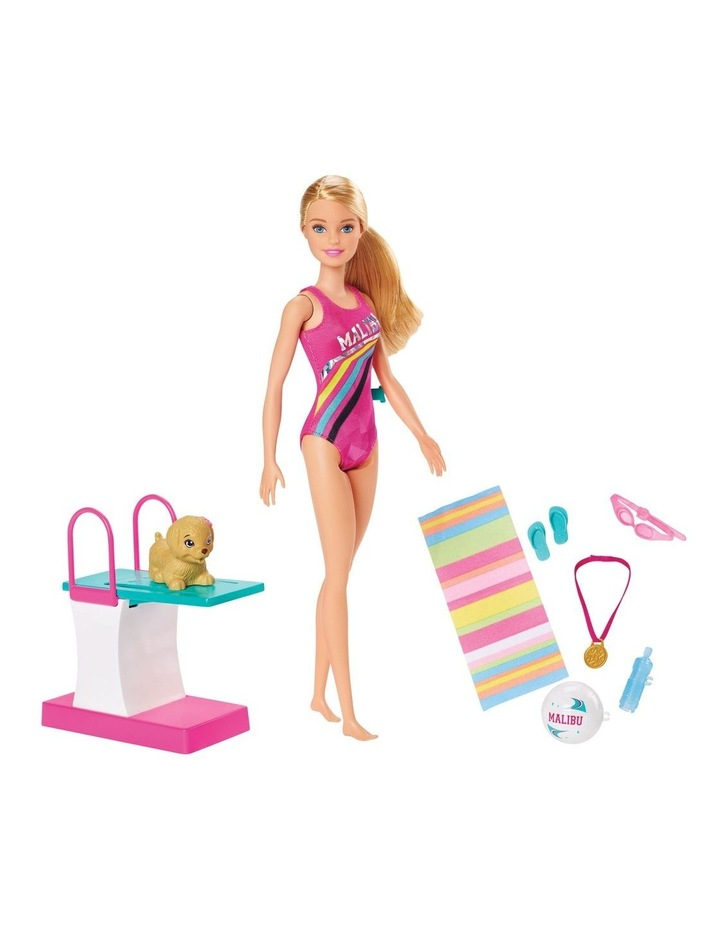 Dreamhouse Adventures Swim n Dive Doll and Accessories image 2