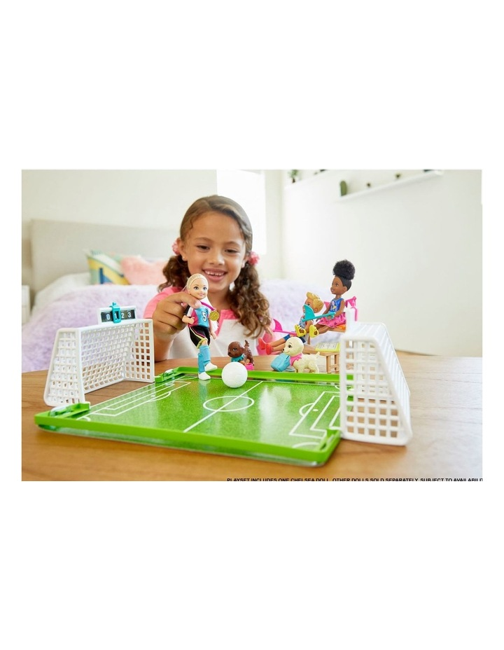Chelsea Soccer Playset image 4