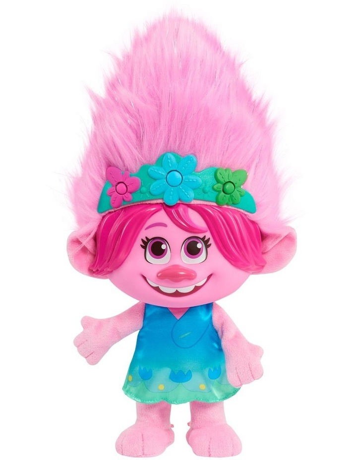Trolls World Tour Paint With Poppy Feature Plush image 3