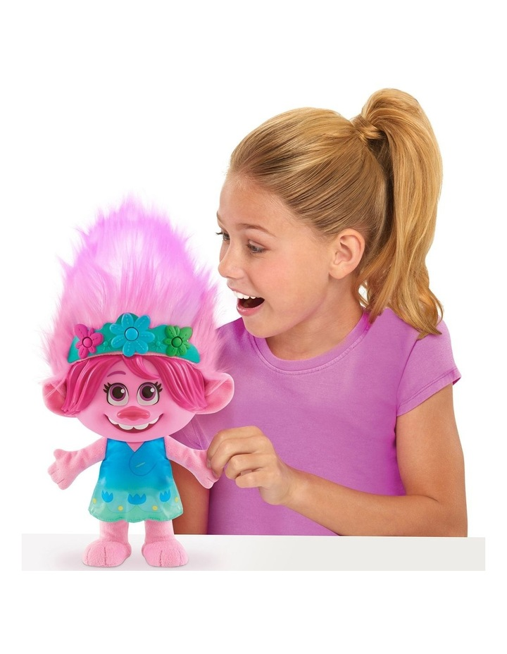 Trolls World Tour Paint With Poppy Feature Plush image 4