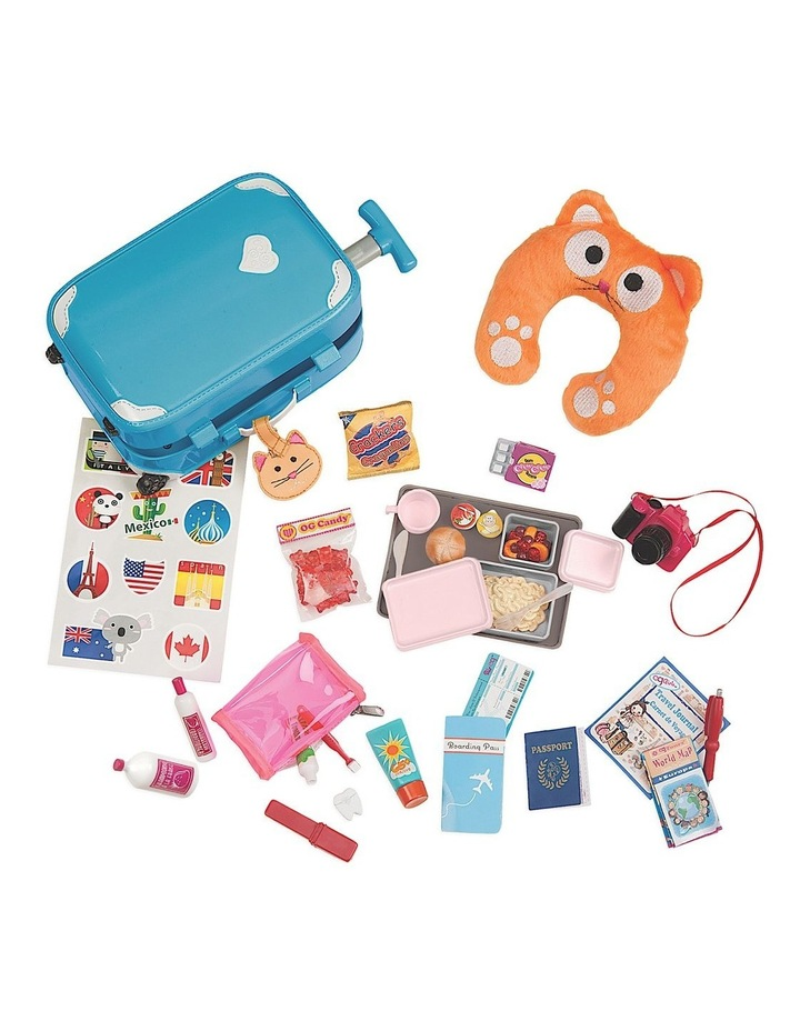 Well Traveled Luggage Set image 2