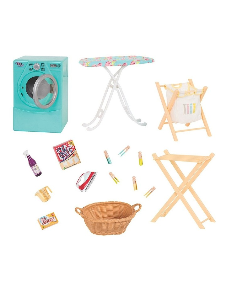 Tumble and Spin Laundry Combo image 1