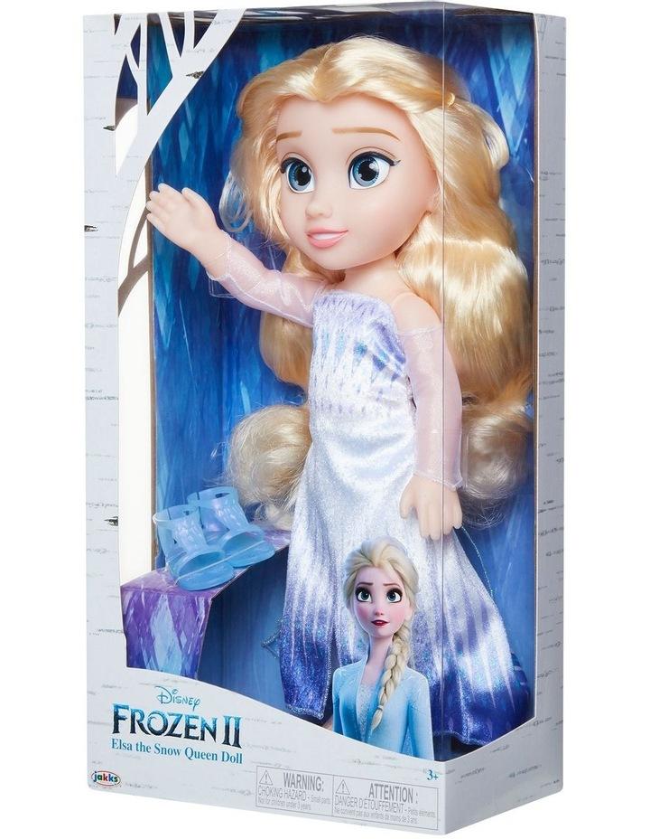 Frozen 2 Elsa Toddler Doll Wave 2 (Epilogue) image 2