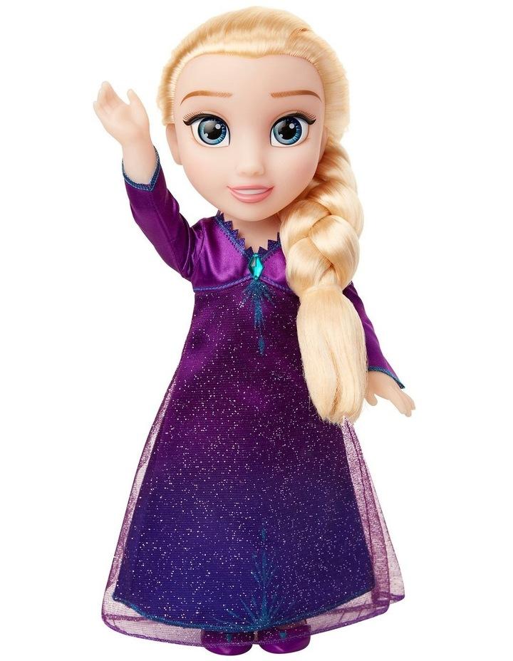 Frozen 2 Feature Elsa PJ Doll image 1