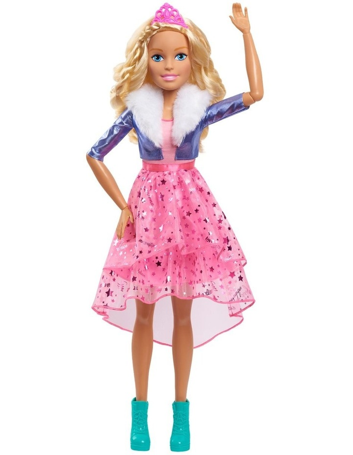 Barbie 28in Doll - Blonde Hair image 2