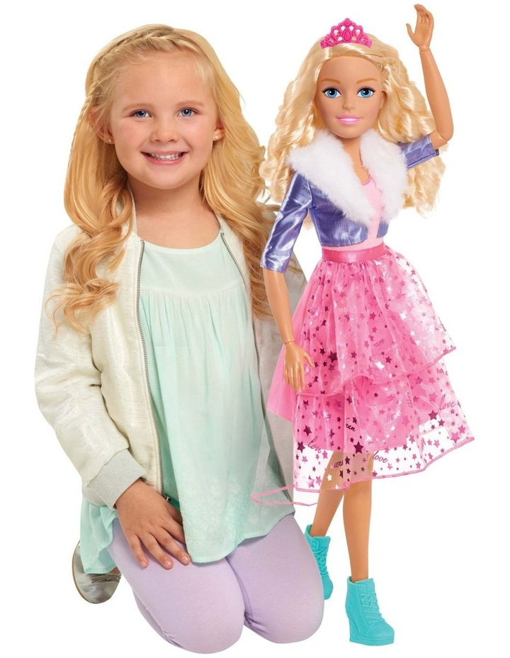 Barbie 28in Doll - Blonde Hair image 4