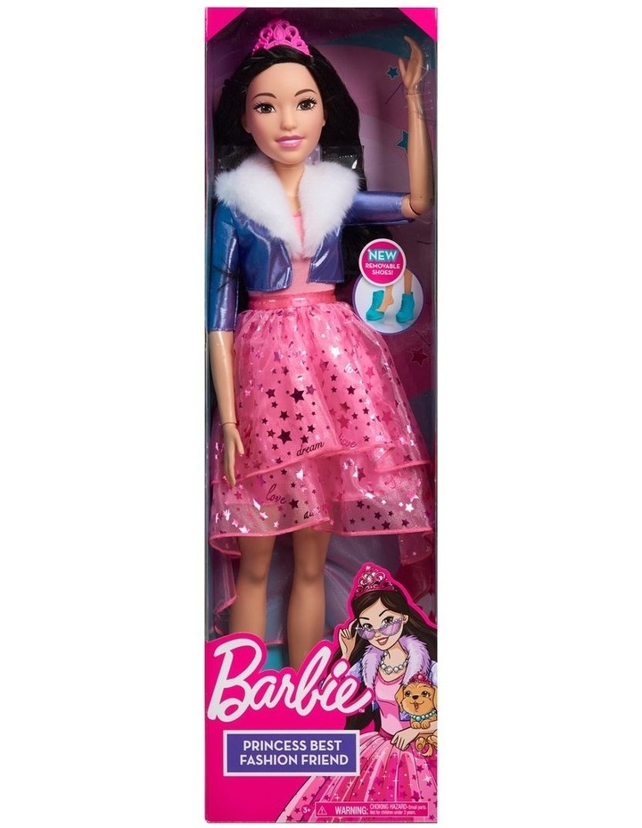 Barbie 28in Doll - Black Hair image 3