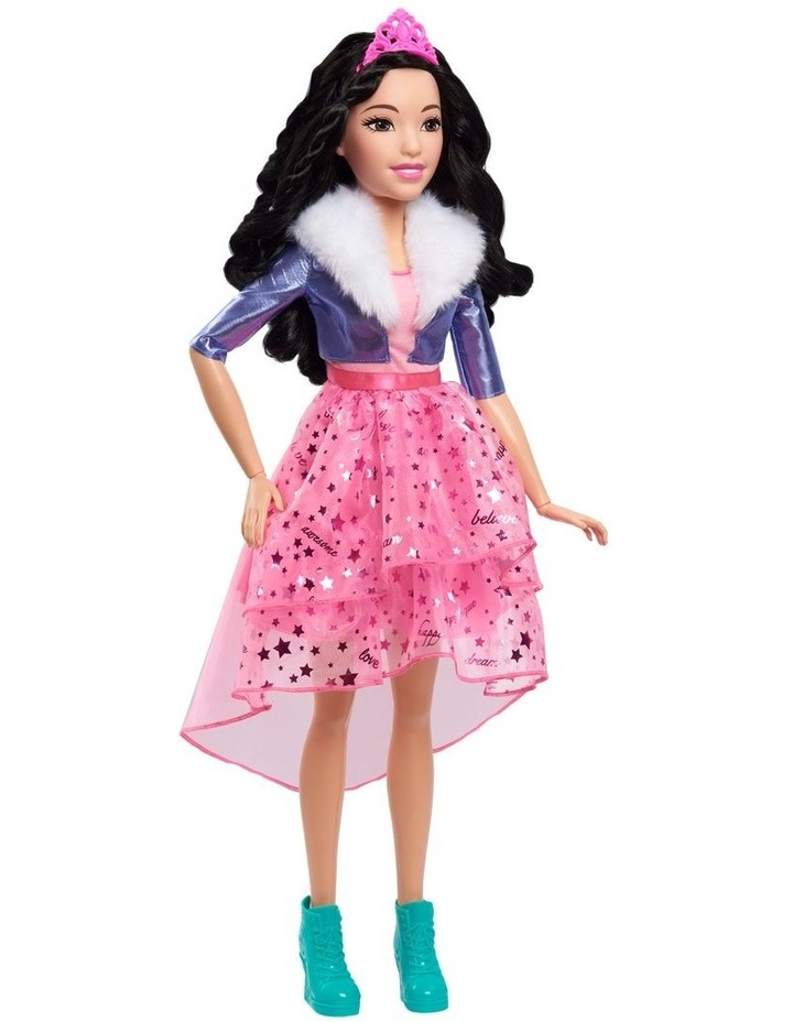 Barbie 28in Doll - Black Hair image 5