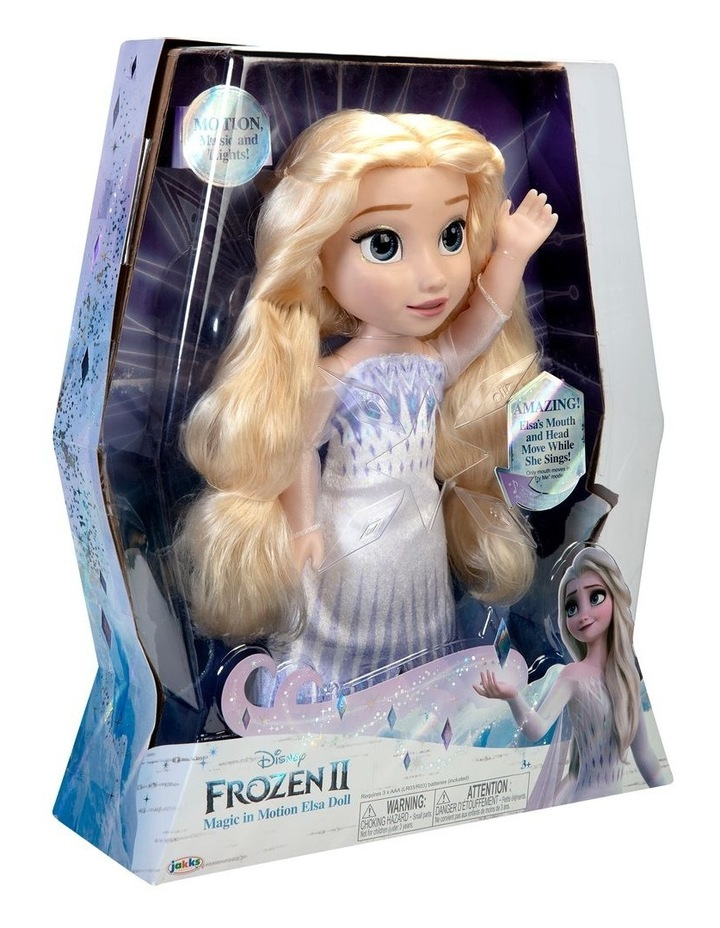 Anamatronic Feature Elsa Doll (Epilogue) image 2