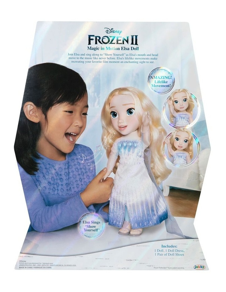 Anamatronic Feature Elsa Doll (Epilogue) image 6