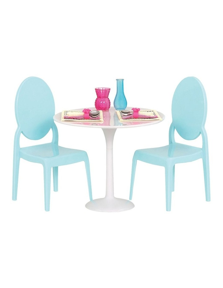 Table For Two Blue image 1