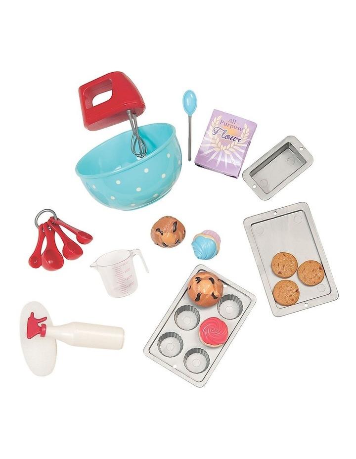 Gourmet Kitchen Set Red image 3