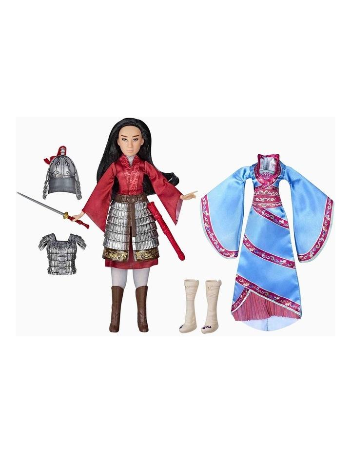 Princess - Mulan Two Reflections Doll Set image 1