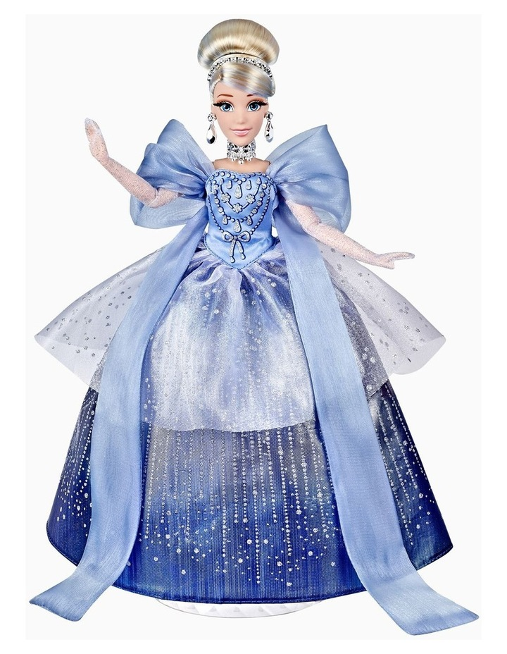 Princess Style Series - Holiday Style Cinderella Fashion Doll With Accessories image 1