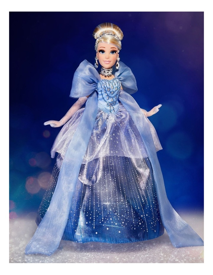 Princess Style Series - Holiday Style Cinderella Fashion Doll With Accessories image 2