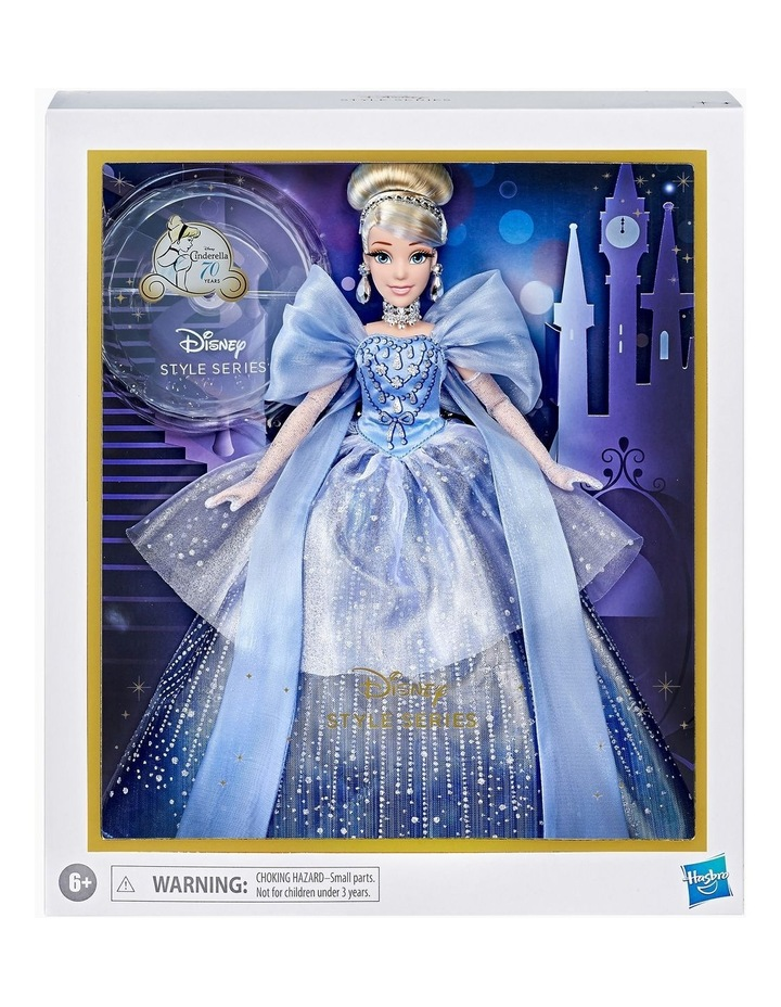 Princess Style Series - Holiday Style Cinderella Fashion Doll With Accessories image 3