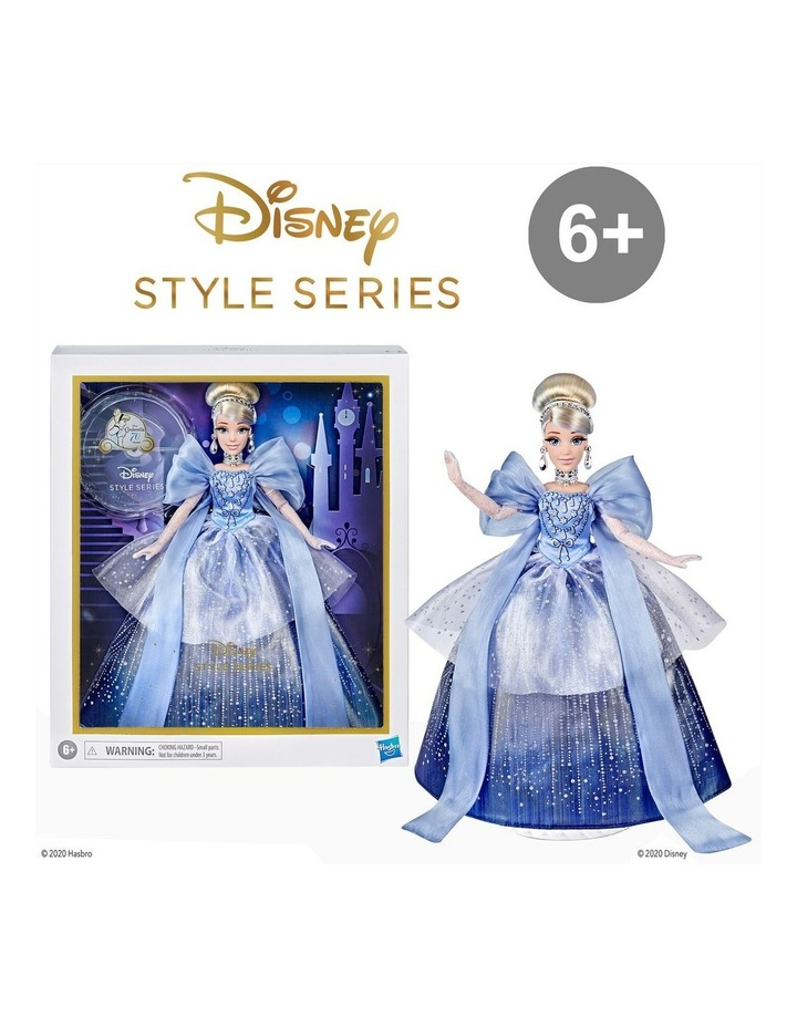 Princess Style Series - Holiday Style Cinderella Fashion Doll With Accessories image 4