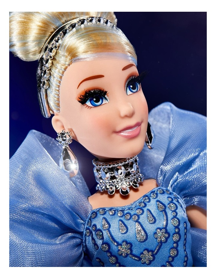 Princess Style Series - Holiday Style Cinderella Fashion Doll With Accessories image 5