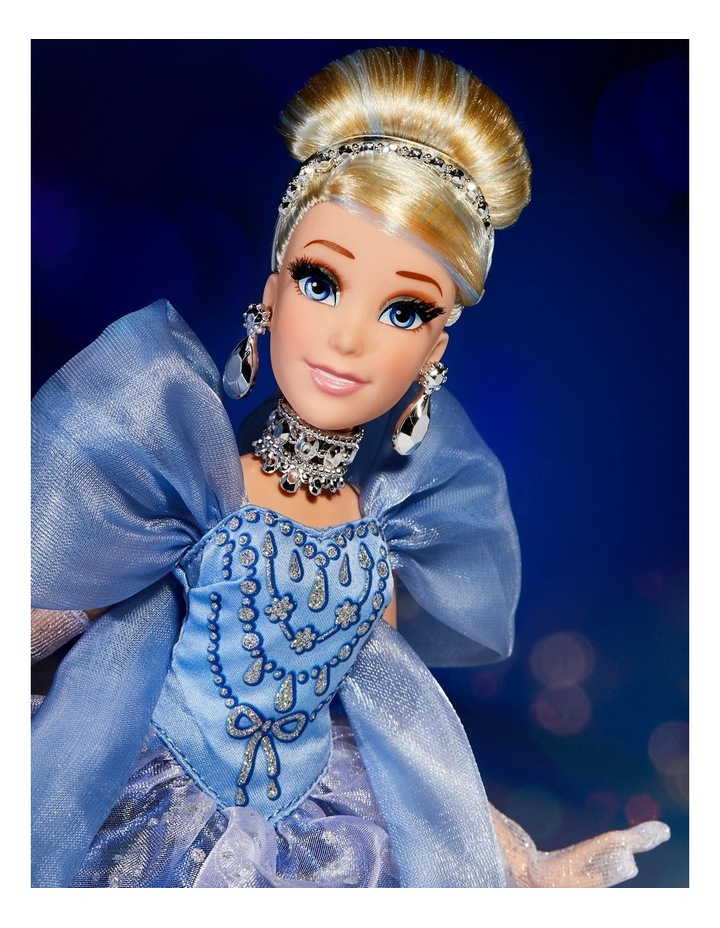 Princess Style Series - Holiday Style Cinderella Fashion Doll With Accessories image 6