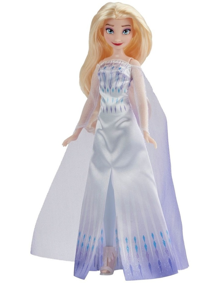 Disney's Frozen 2 Snow Queen Elsa Fashion Doll image 1