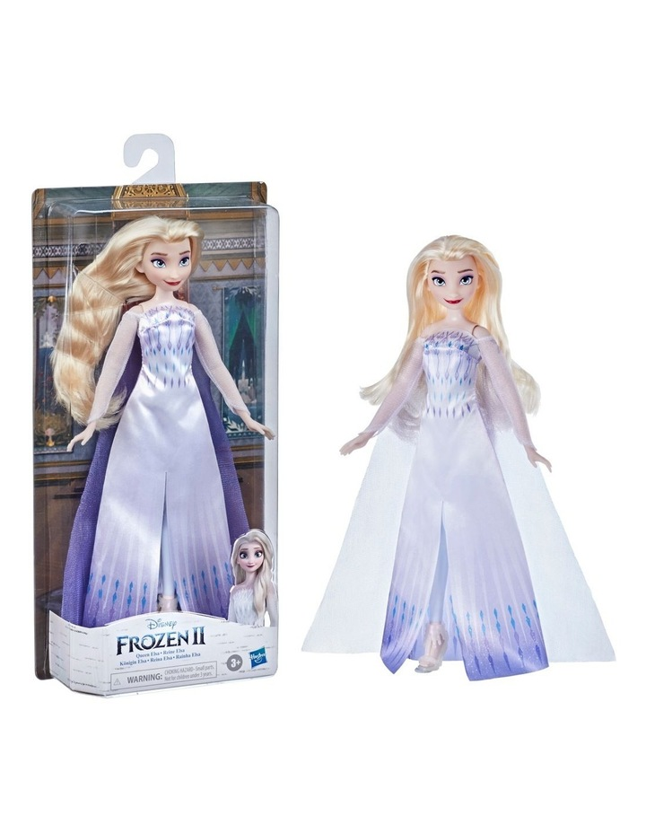Disney's Frozen 2 Snow Queen Elsa Fashion Doll image 2