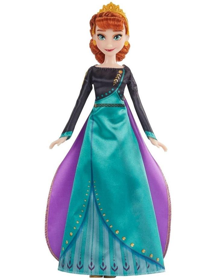 Disney's Frozen 2 Queen Anna Fashion Doll image 1