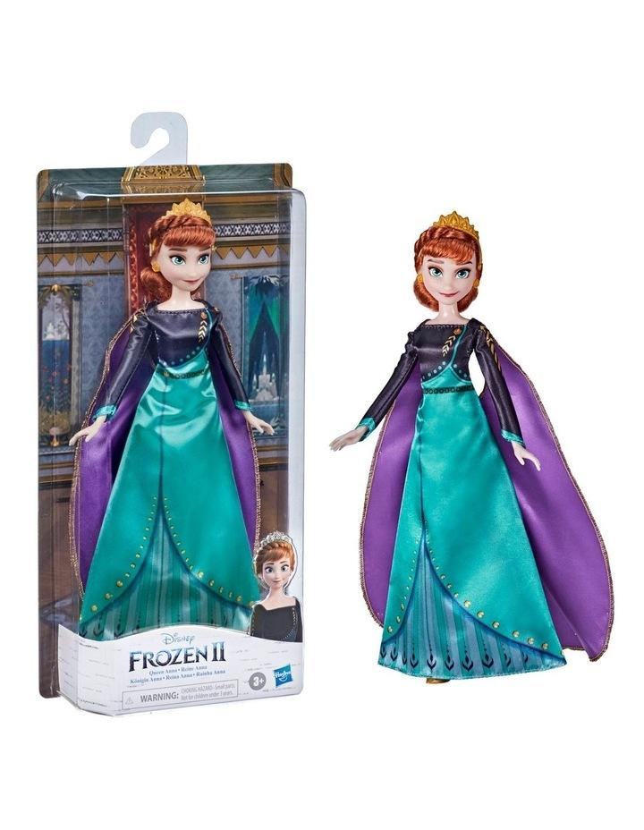 Disney's Frozen 2 Queen Anna Fashion Doll image 2
