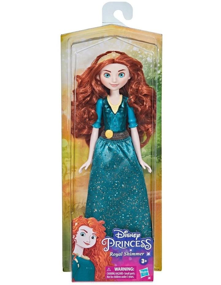 Princess Royal Shimmer Doll Assortment C image 2