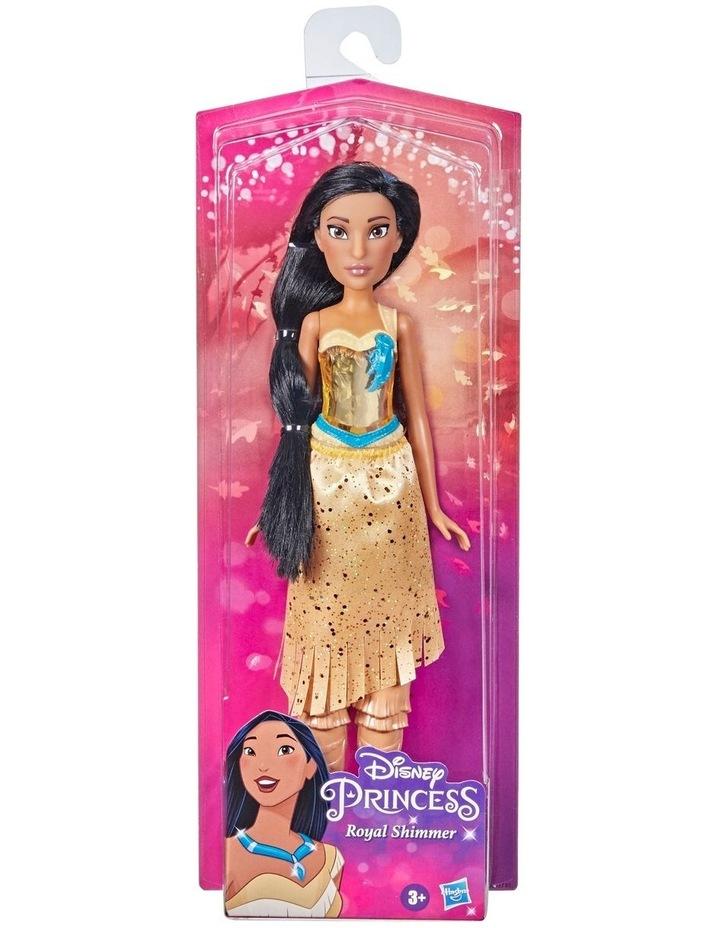 Princess Royal Shimmer Doll Assortment C image 3