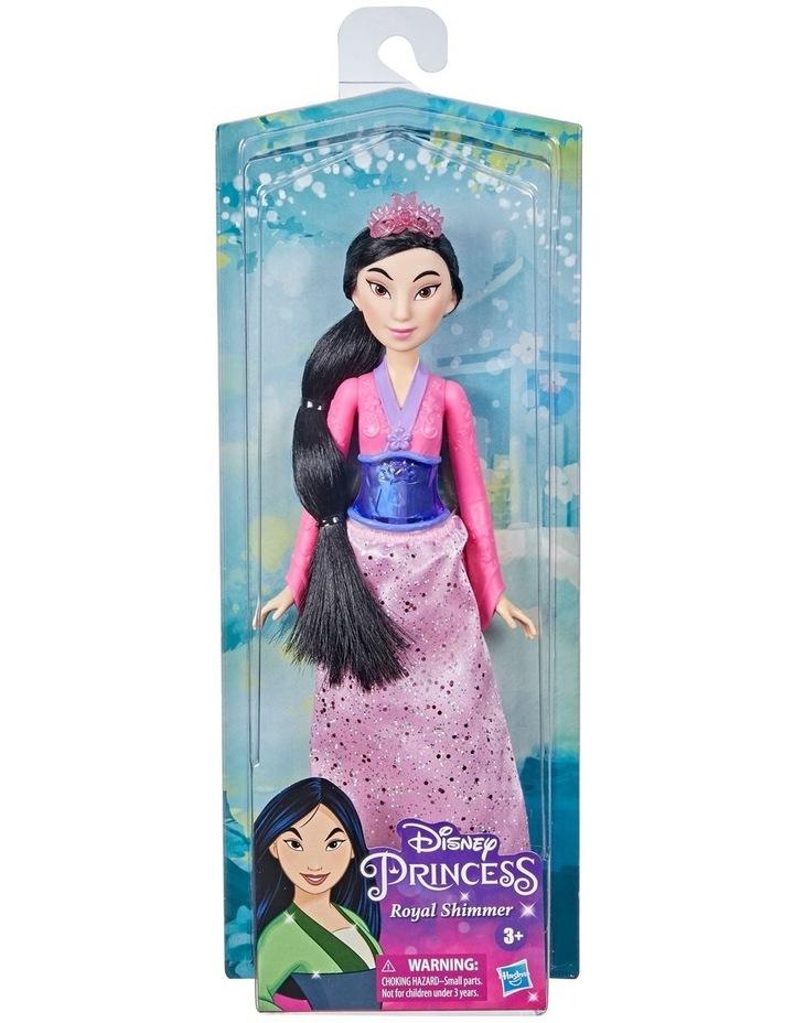 Princess Royal Shimmer Doll Assortment C image 4