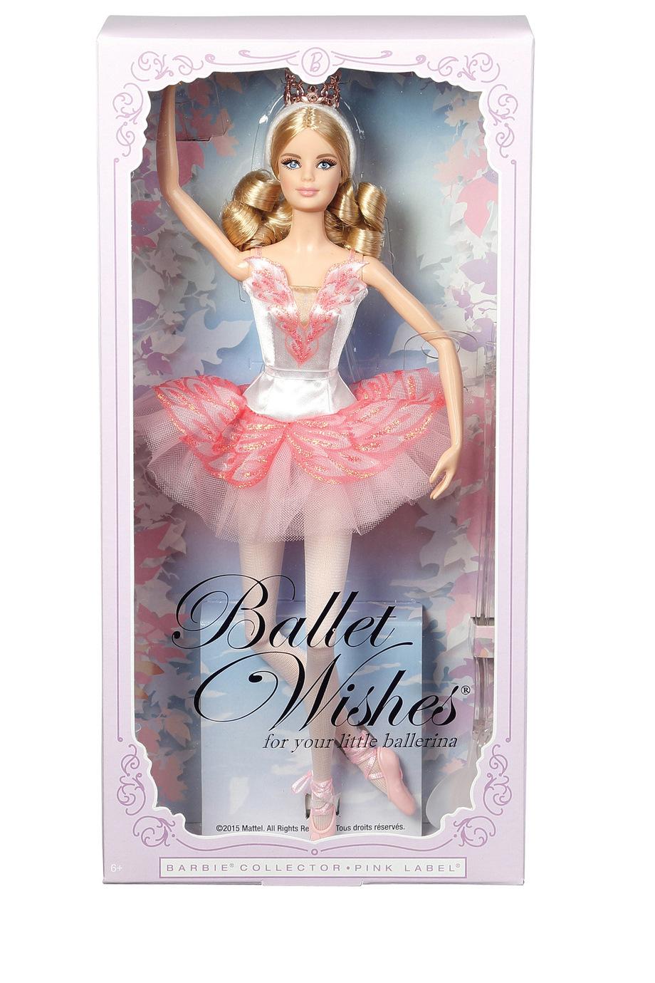 Barbie Ballet Wishes Myer Online