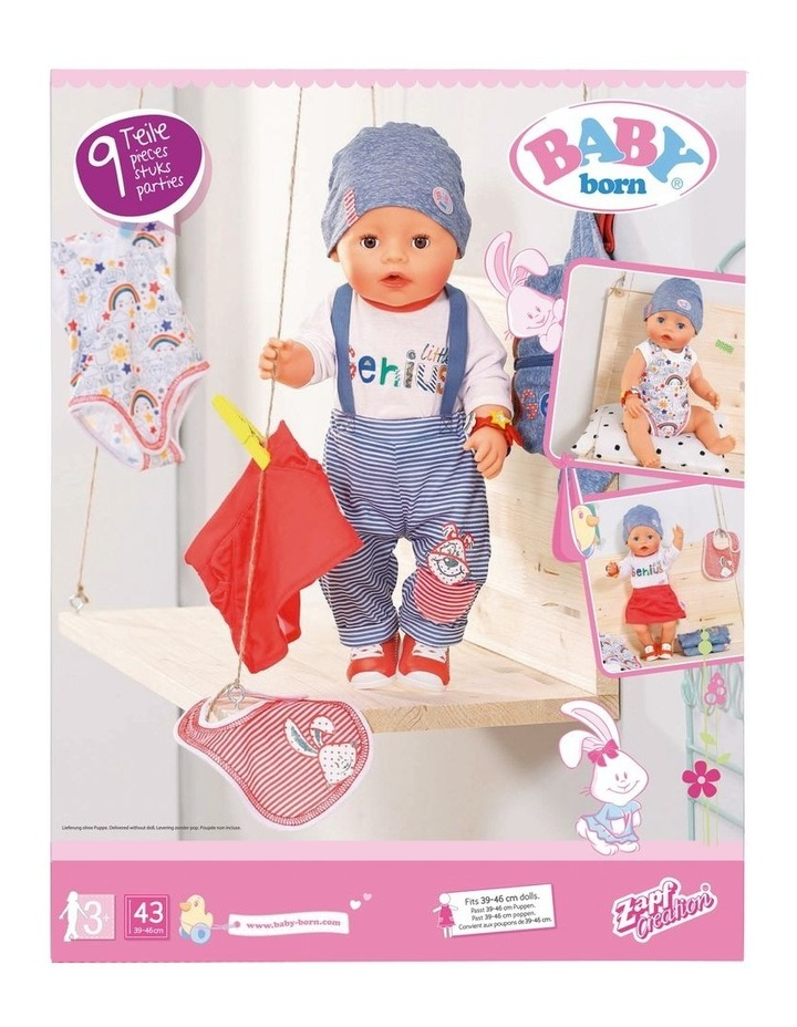 Baby Born Super Mix and Match image 1