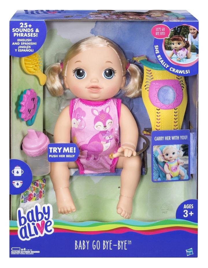 Baby Go Bye-Bye image 1