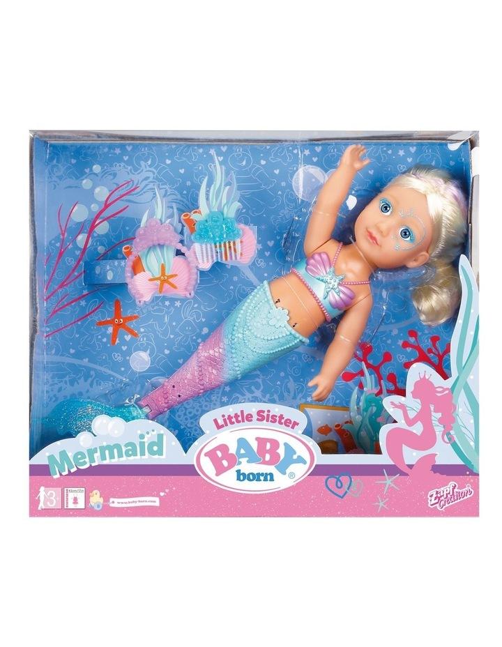Little Sister Mermaid Doll image 1