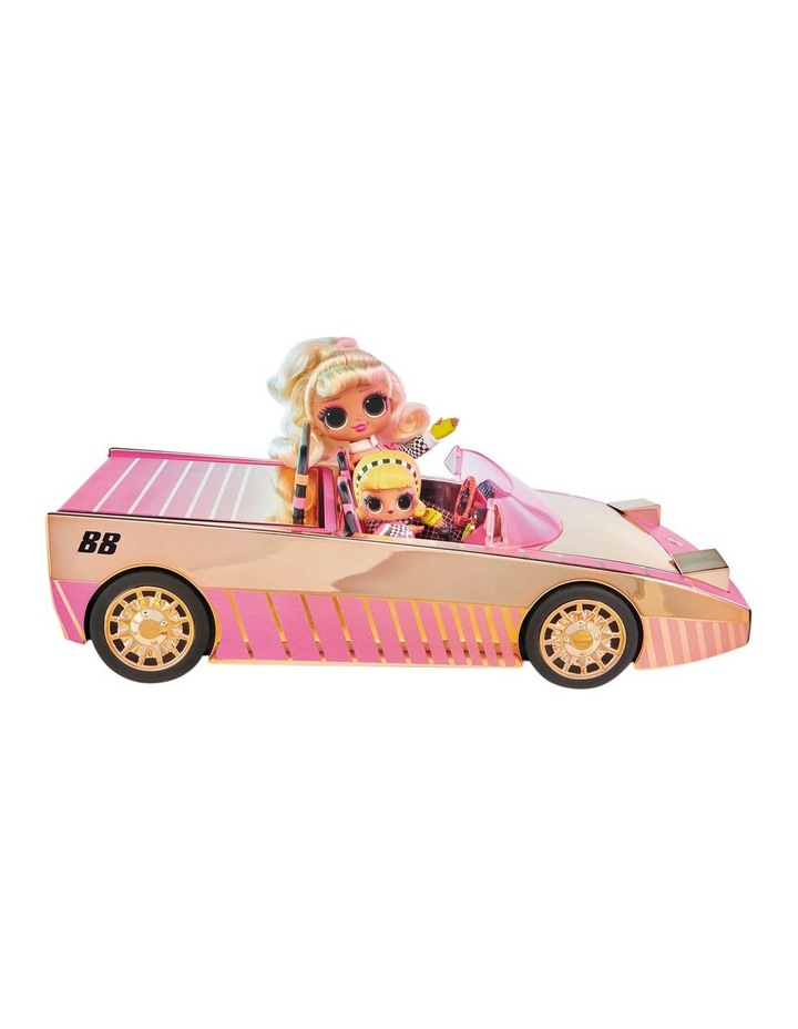 L.O.L. Surprise! Car-Pool Coupe with Exclusive Doll, Surprise Pool & Dance Floor image 2