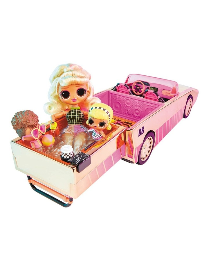 Car-Pool Coupe with Exclusive Doll, Surprise Pool & Dance Floor image 3