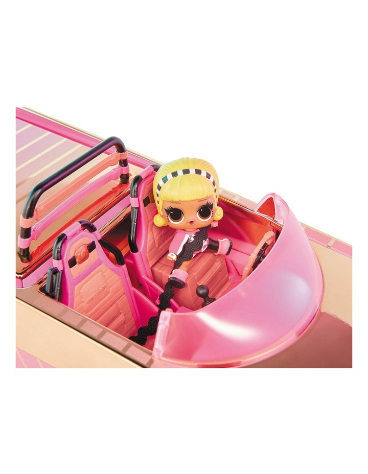 L.O.L. Surprise! Car-Pool Coupe with Exclusive Doll, Surprise Pool & Dance Floor image 4