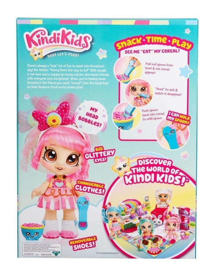 Kindi Kids Snack Time Friends Donatina image 7