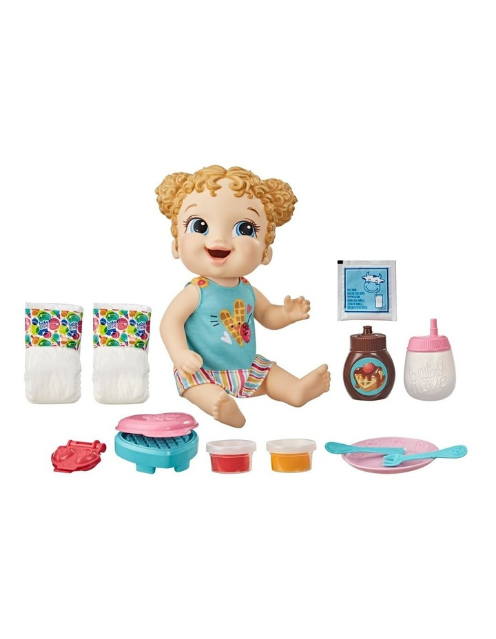 Baby Alive Breakfast Time Baby Doll image 1