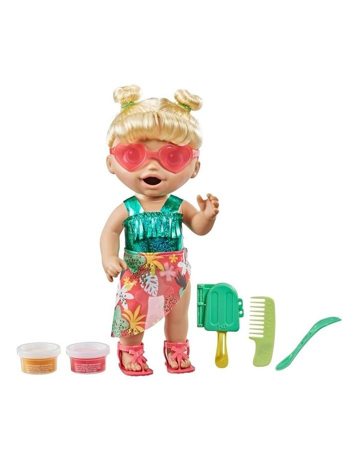 Baby Alive Sunshine Snacks, Blonde Hair image 2