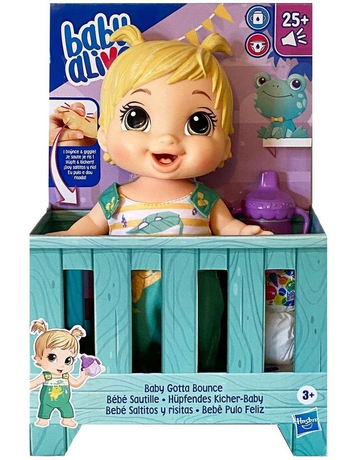 Baby Gotta Bounce Doll image 2