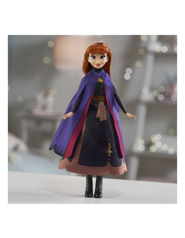 Anna's Queen Transformation Fashion Doll With 2 Outfits & 2 Hair Styles image 4