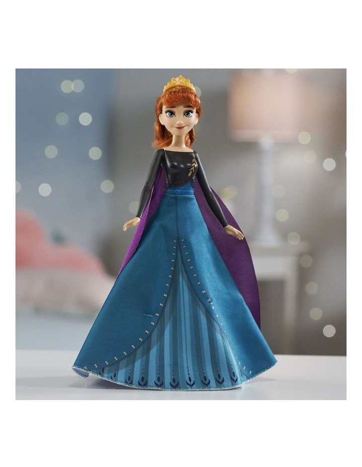 Anna's Queen Transformation Fashion Doll With 2 Outfits & 2 Hair Styles image 5