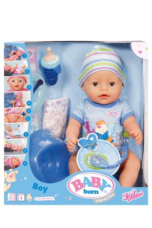 Baby Born - Baby Born Interactive Boy
