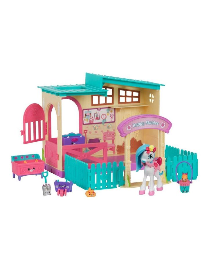Happy Places Happy Stable Playset image 2
