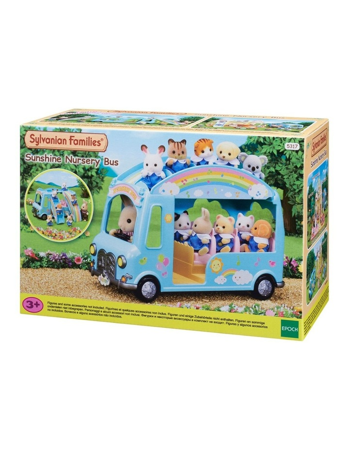 Sunshine Nursery Bus image 1