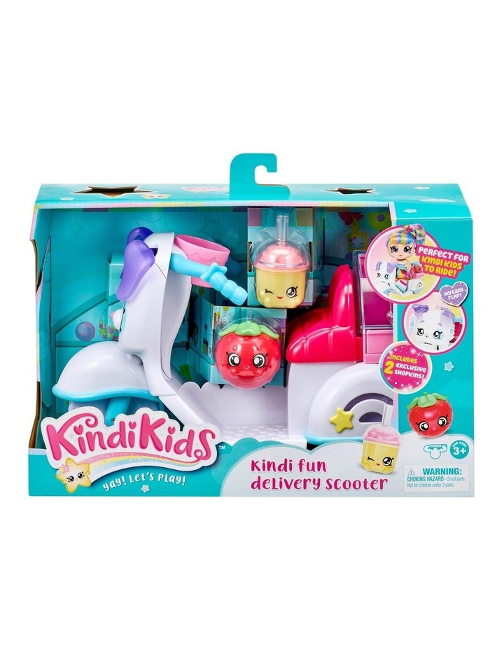 Kindi Kids  Fun Delivery Scooter image 1