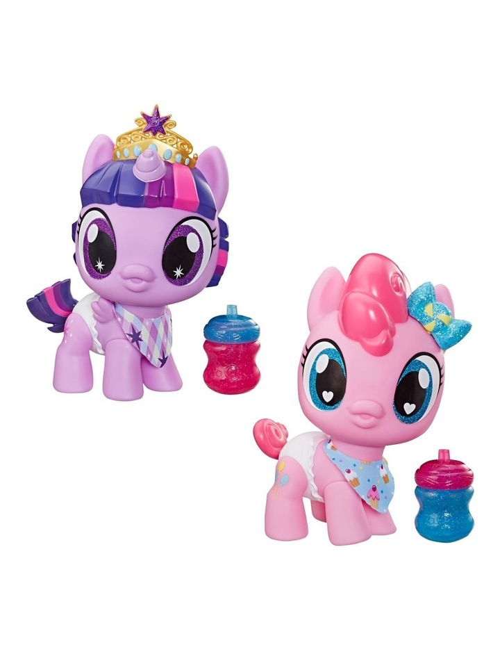 Baby Pony Dolls with Interactive Bottle - Assortment image 1