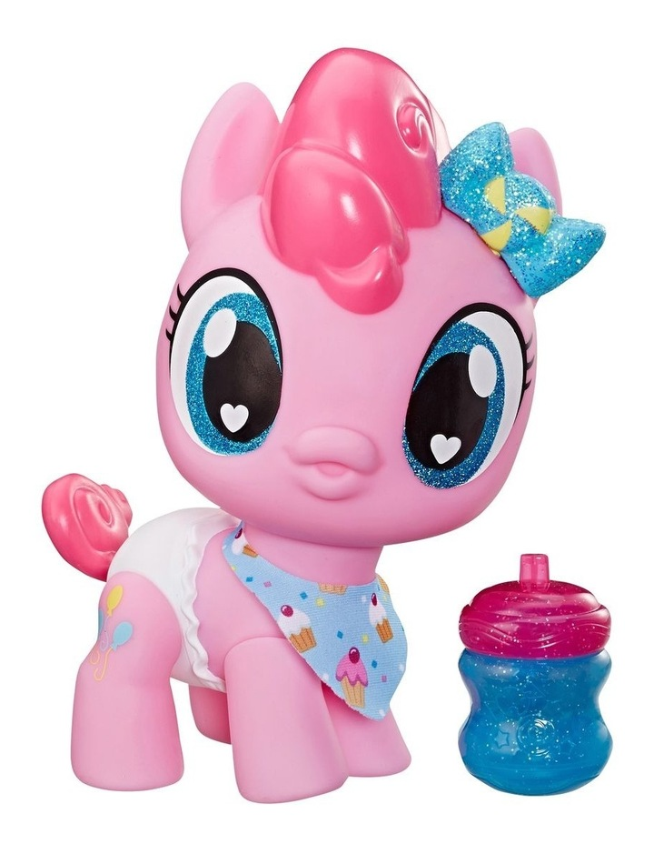 Baby Pony Dolls with Interactive Bottle - Assortment image 2