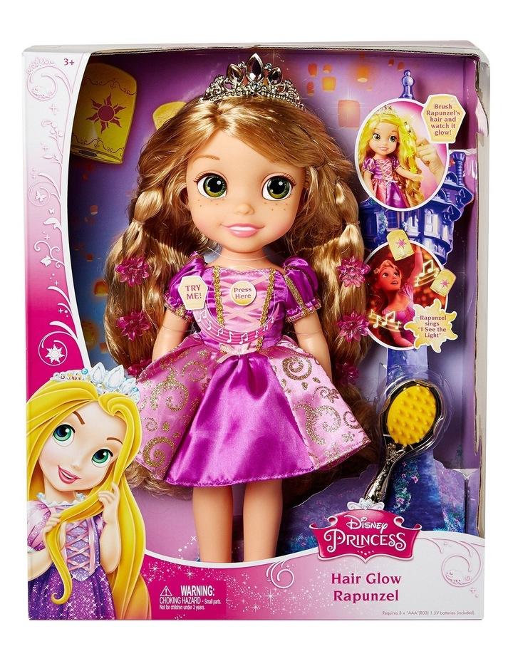 disney princess magic hair glow rapunzel myer